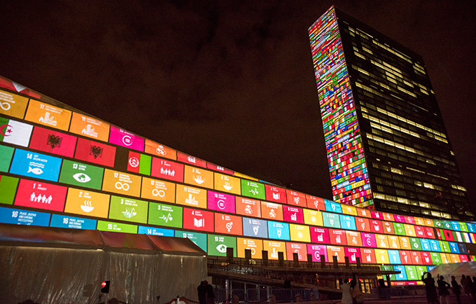 Making moves towards Global Goals at COP24