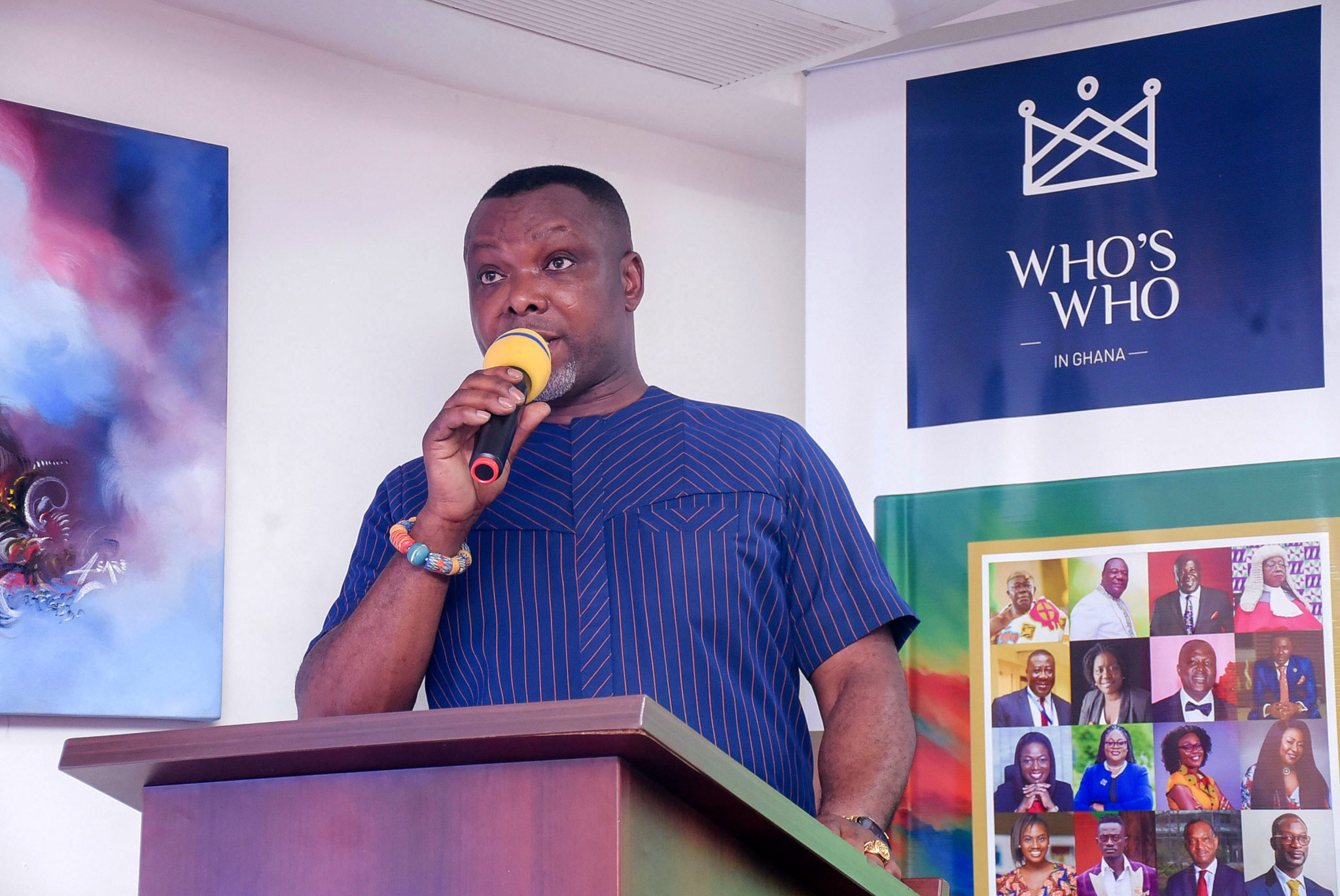 Who's Who in Ghana Book Launch